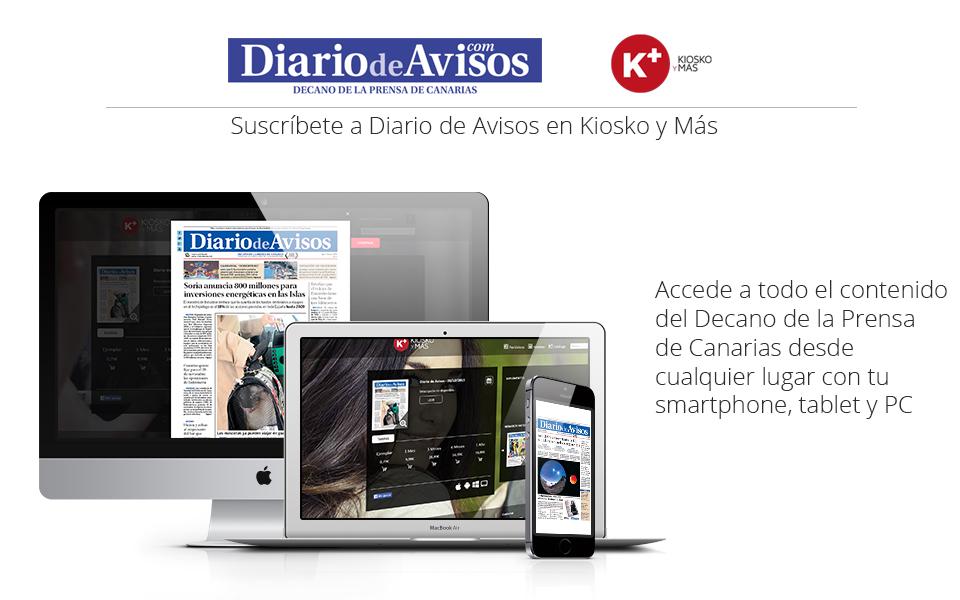 Diario de Avisos en Kiosko y Más