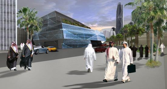AMP Arquitectos Arabia Saudi