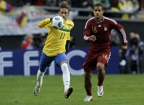 Brasil-Venezuela Copa America