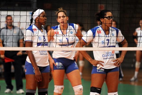 Tenerife acoge a la élite del voleibol nacional femenino en la Copa de las Estrellas