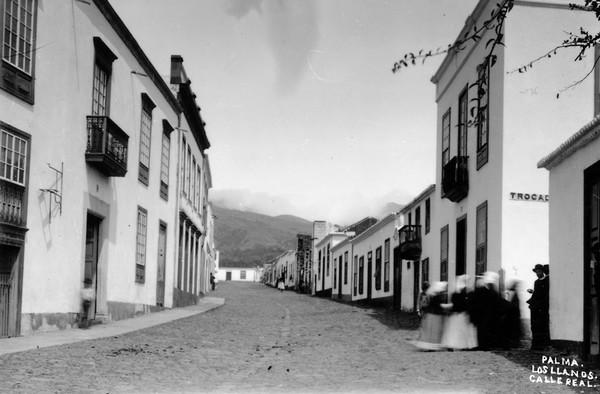 Calle Real Los Llanos