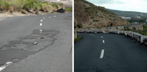 Carreteras Arico