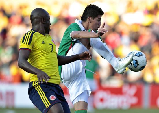 Colombia-Bolivia Copa América