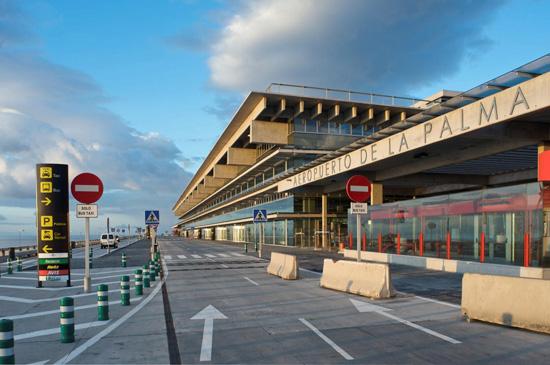 La Palma nueva terminal