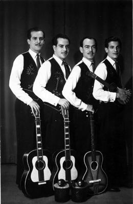 Los Huaracheros 1946