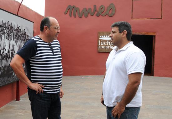Mariano Pérez y Germán Rodríguez