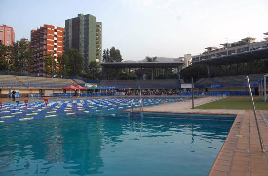 Piscina municipal SC