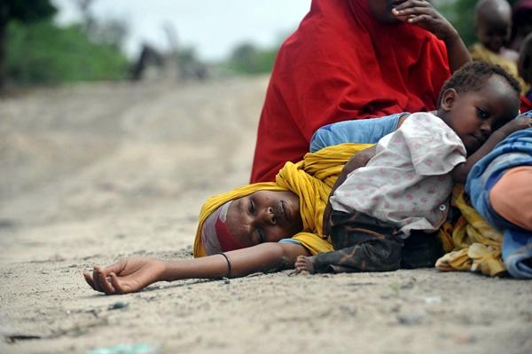 OTRAS TRES REGIONES MÁS EN HAMBRUNA EN SOMALIA, SEGÚN UN ORGANISMO DE LA ONU