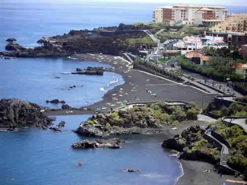 Acondicionarán una zona de la costa de Los Cancajos para la práctica exclusiva del buceo. / DA