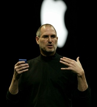 Steve Jobs dimite al frente de Apple