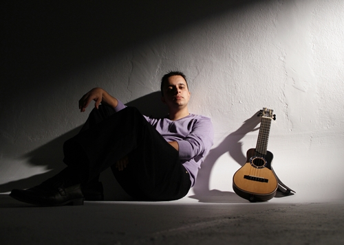 El timplista lagunero Beselch Rodríguez.   DA
