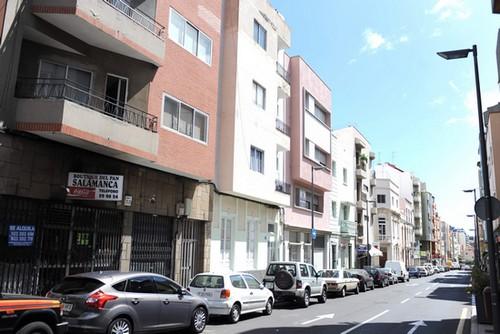 Se achaca a los ahora detenidos hasta 16 robos en viviendas capitalinas. / SERGIO MÉNDEZ