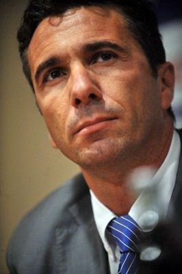 Pedro Cordero, director deportivo del Tenerife