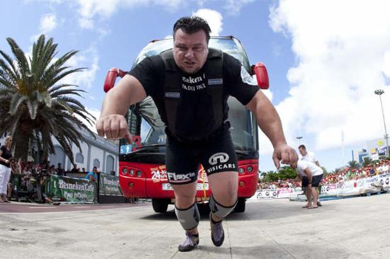Strongman Las Palmas