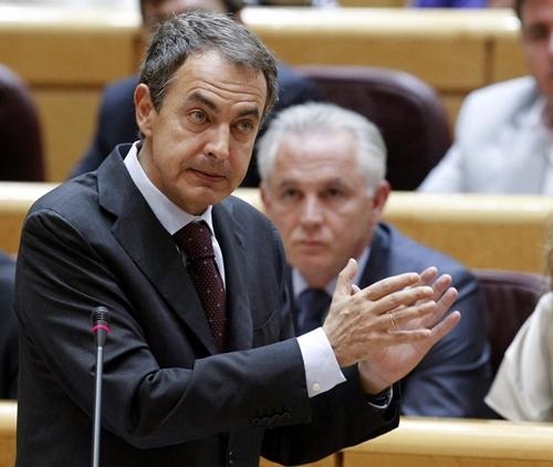 El ex presidente del Gobierno, José Luis Rodríguez Zapatero. | DA