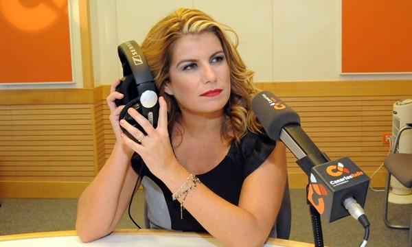 """María Doménech: """"Lo mío con la radio fue un flechazo"""""""