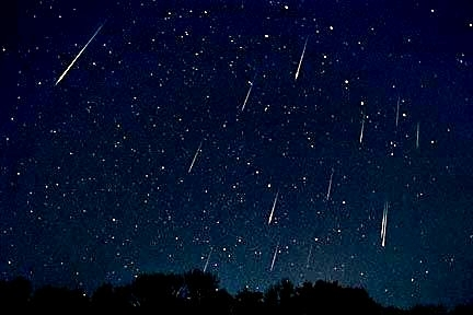 La lluvia de estrellas se emitirá por internet desde Canarias