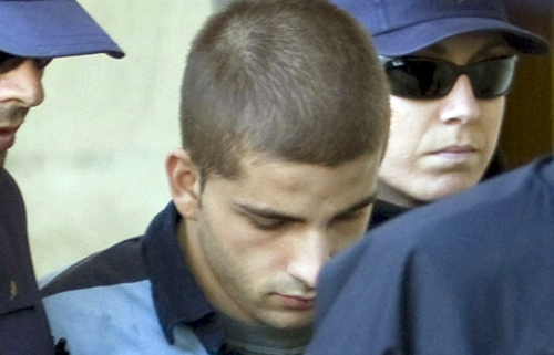 Miguel Carcaño, asesino confeso de Marta del Castillo. | DA