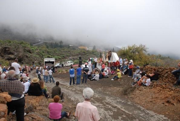 Foto de archivo de la conmemoración del evento en 2010. | DA