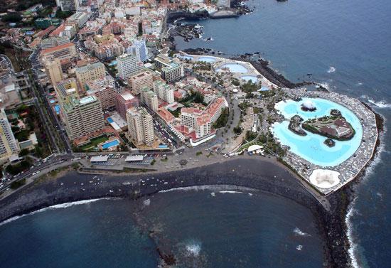 Puerto de la cruz tiene el precio medio de los hoteles m s - Hoteles en puerto de la cruz baratos ...