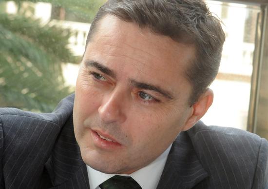 Javier Muñoz. / J. GANIVET - javier-munoz-iberostar