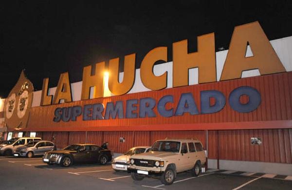 SUPERMERCADO LA HUCHA