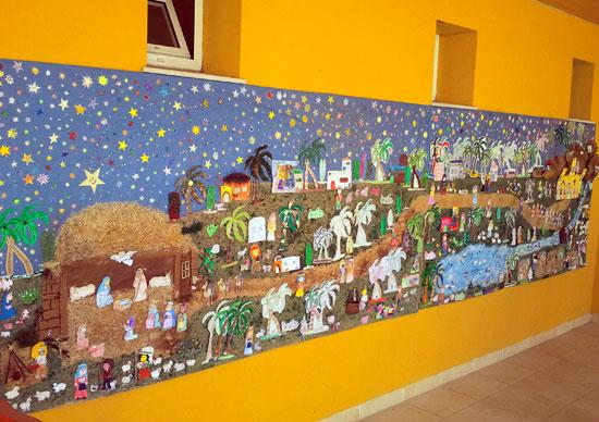 Mural infantil diario de avisos for El mural aviso de ocasion guadalajara