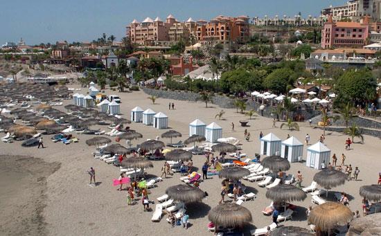 El sector turístico en Tenerife aumenta un 6,1% las contrataciones en junio