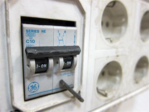 CUADRO ELECTRICO ELECTRICIDAD