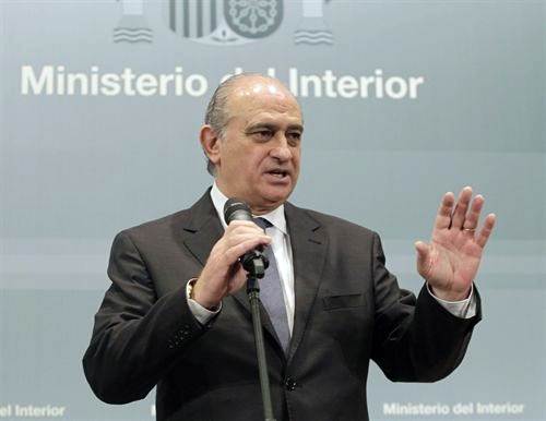 El nuevo ministro del interior jorge fern ndez advierte for Nuevo ministro del interior peru