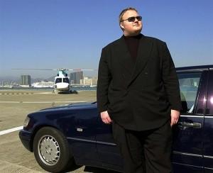 Kim Schmitz alias 'Kim Dotcom' Megaupload