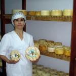 En la granja Las Cuevas quieren producir queso con regularidad a lo largo del año. | L.C.