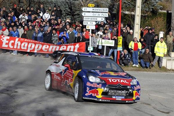Sébastien Loeb-Daniel Elena (Citroën DS3 WRC)