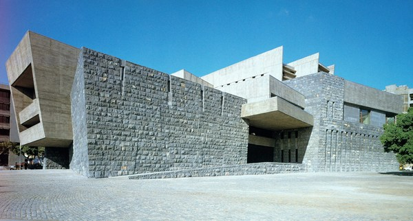 Fallece el arquitecto tinerfe o jos mar a rodr guez - Arquitectos en tenerife ...