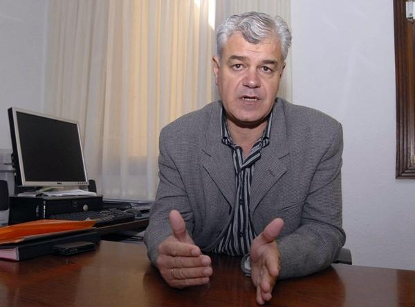 El presidente del Cabildo de El Hierro, Alpidio Armas. | EFE