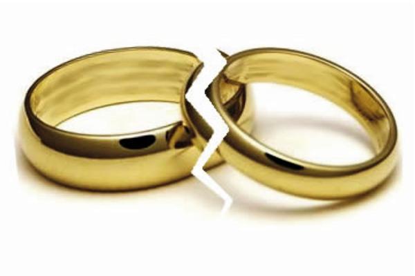 Desciende el número de divorcios en Canarias
