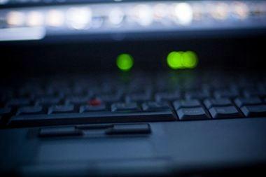 ordenador pc teclado