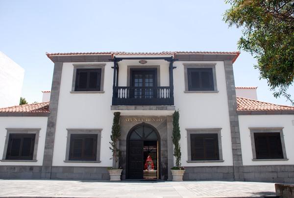 Ayuntamiento de Santiago del Teide
