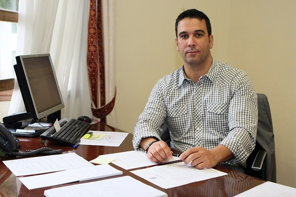 Carmelo García, concejal de Urbanismo de Arona
