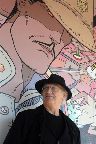 Fallece el dibujante de cómics Jean Giraud a los 73 años ...