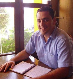 José Antonio Fuentes Centro de Arona
