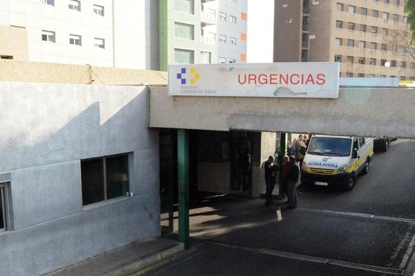 Urgencias Hospital Universitario Nuestra Señora de la Candelaria