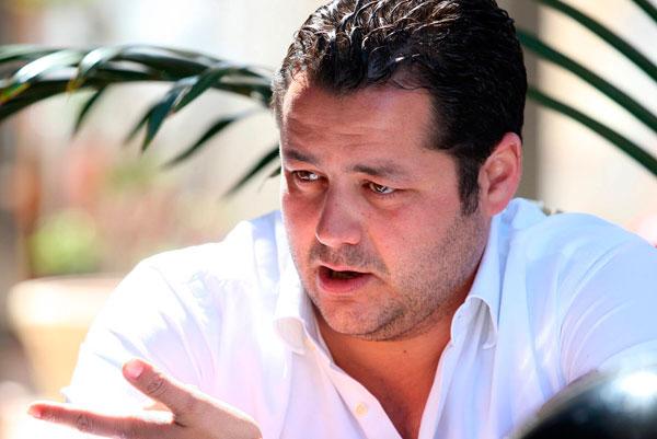 Javier Cabrera, presidente de la Asociación de Restauración y Ocio del Sur. / DA - javier-cabrera-asoc-ocio-sur