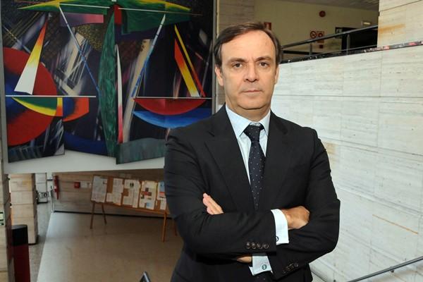 José Ramón Navarro Miranda, presidente de la Audiencia Provincial de Santa Cruz de Tenerife. | FRAN PALLERO