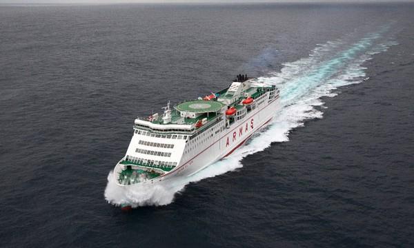 Naviera Armas cancela la conexión Tenerife-El Hierro de este jueves y una frecuencia con La Gomera