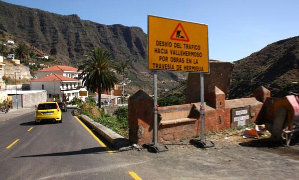 La inversi n en carreteras corre peligro seg n berriel diario de avisos - Constructoras tenerife ...