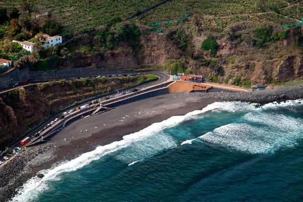 Playa El Socorro. / MOISÉS PÉREZ