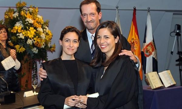 Medalla del Colegio de Abogados para José Domingo Gómez