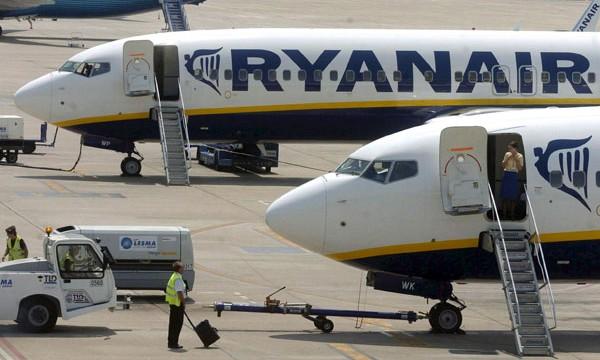Ryanair presenta 4 nuevas rutas a Berlín, Cracovia, Treviso y Wroclaw