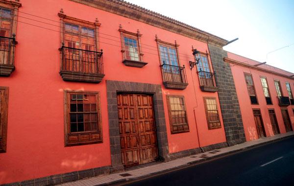 HOTEL NAVA Y GRIMON - LA LAGUNA